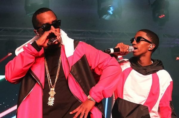 Christian-Combs-and-Sean-diddy-combs-perform-2015-billboard-650