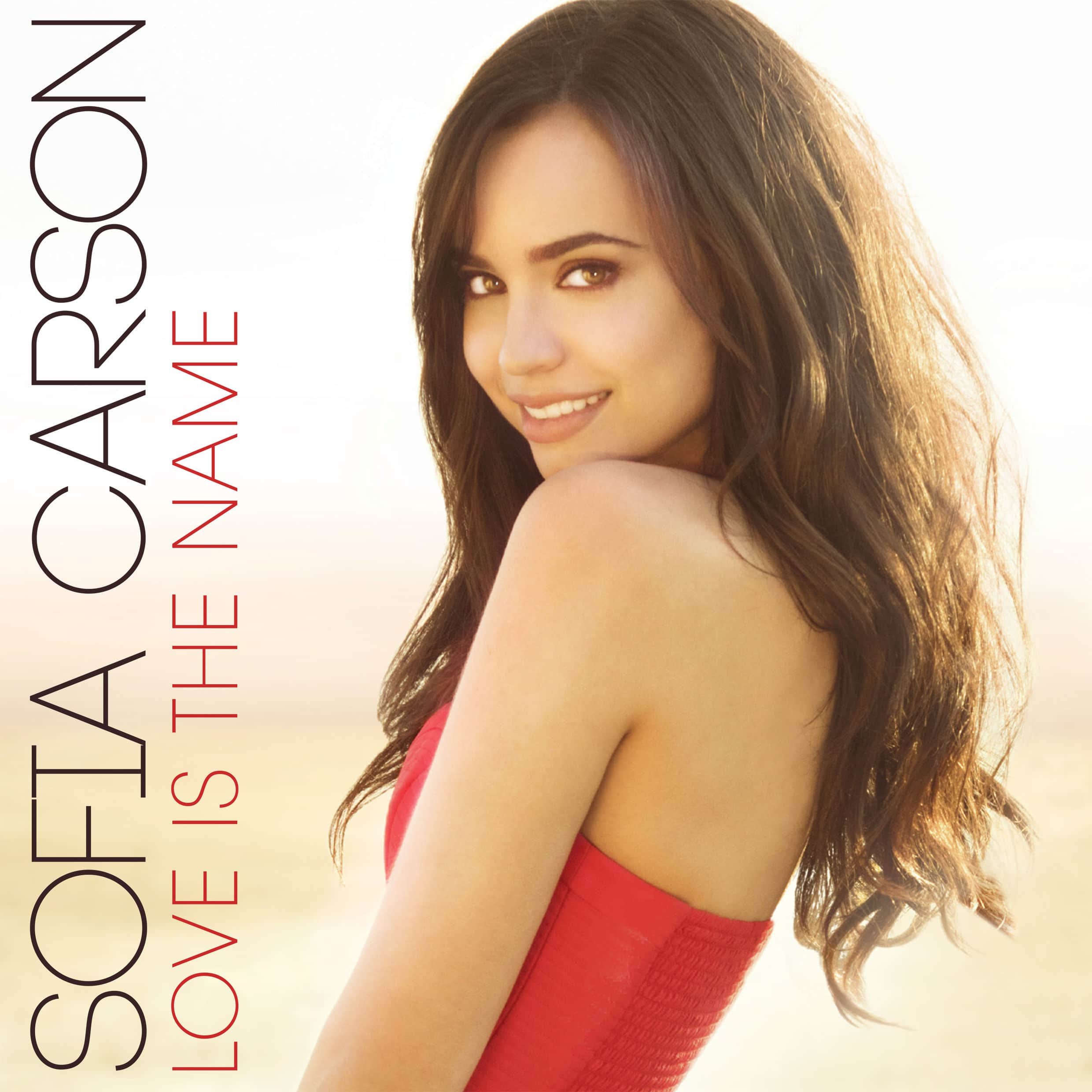 Photo of Sofia Carson feat. J Balvin – Love Is The Name   video premiere