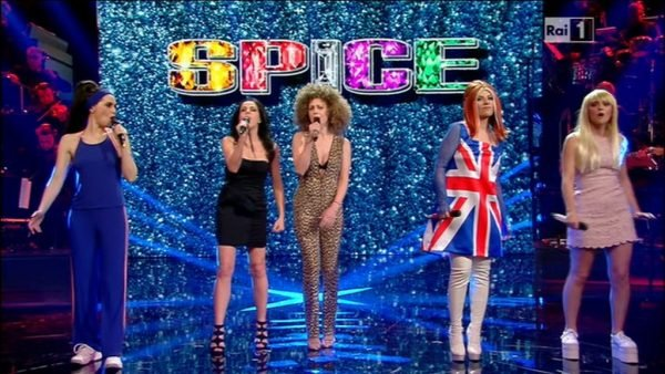 spice girls pausini
