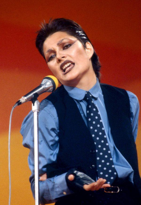 FESTIVAL SANREMO 1978 - NELLA FOTO ANNA OXA, PA - 01-00151974000003 - OLYCOM