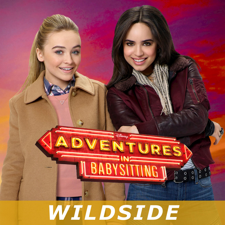 Photo of Sabrina Carpenter & Sofia Carrson – Wildside   lyrics video