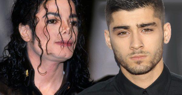 Zayn-and-Michael-Jackson