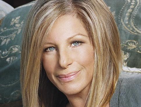 Barbra Streisand photos for Jim Farber. Photo Credit: Firooz Zahedi.