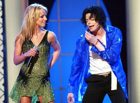 Britney Michael Duetti Sul Palco
