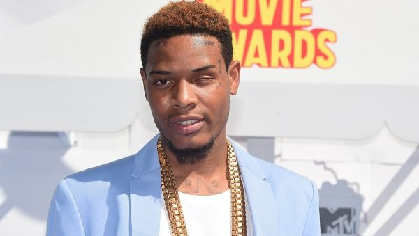 Rappers Fetty Wap Poses On Arrival For The 2015 Mtv Movie Awards On April 12, 2015 In Los Angeles, California. Afp Photo / Frederic J. Brown (Photo Credit Should Read Frederic J. Brown/Afp/Getty Images)