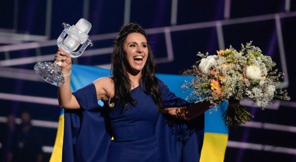 Jamala (MAJA SUSLIN/TT/AFP/Getty Images)
