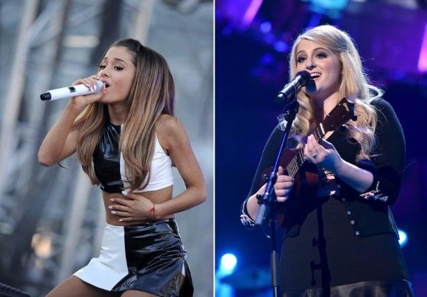 Photo of Cantanti a confronto: Ariana Grande o Meghan Trainor, chi ha più talento?