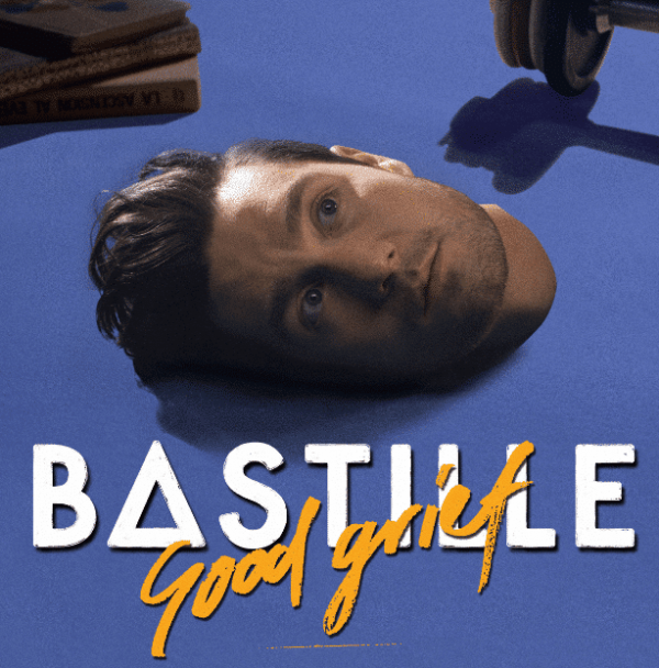 Bastille Good Grief Single Cover