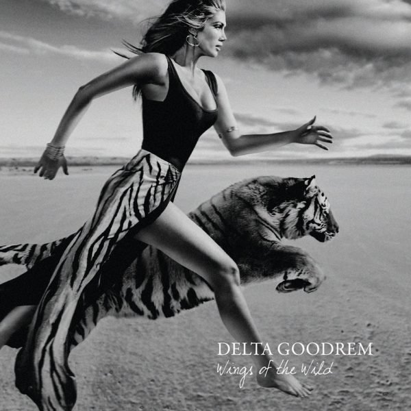Delta Goodrem Wings of the Wild Cover Album