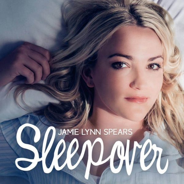 Jamie Lynn Spears - Sleepover Single Cover