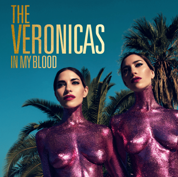 The Veronicas In my Blood single cover