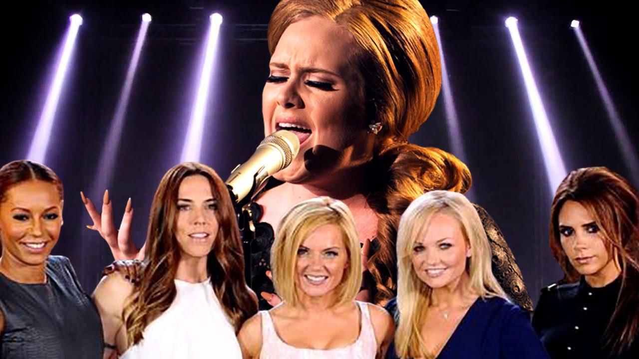 Photo of Spice Girls: Adele le omaggia ancora + nuove indiscrezioni sulla reunion