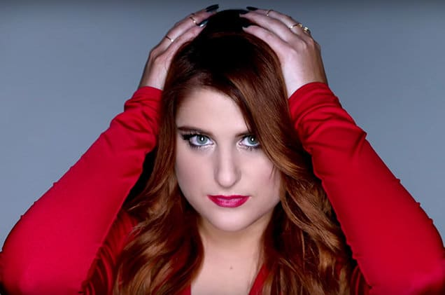 Photo of Meghan Trainor: possibile duetto con una LEGGENDA del Pop!