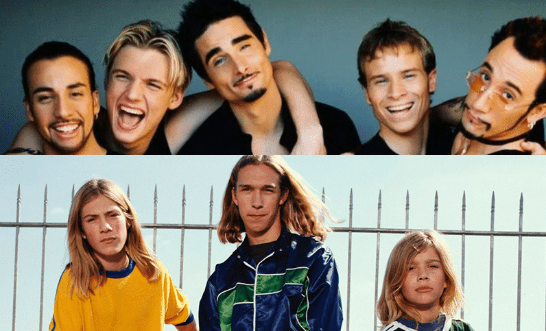 Photo of I Backstreet Boys e gli Hanson cantano le loro hit… 20 anni dopo! (VIDEO)