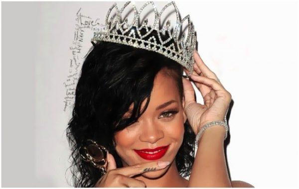 Rihanna-Queen-Of-Pop
