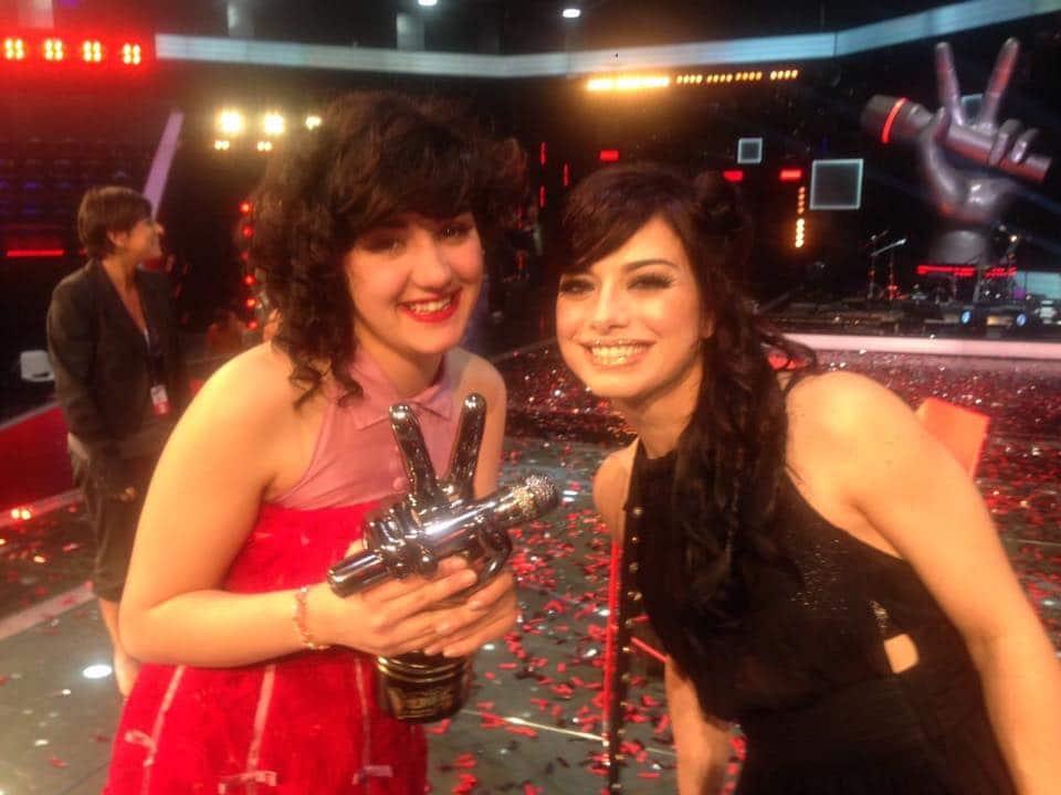Photo of Intervista alla vincitrice dell'ultima edizione di The Voice: Alice Paba!