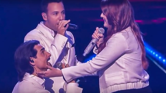 Photo of OMG! Meghan Trainor si esibisce… con i Backstreet Boys! (VIDEO)
