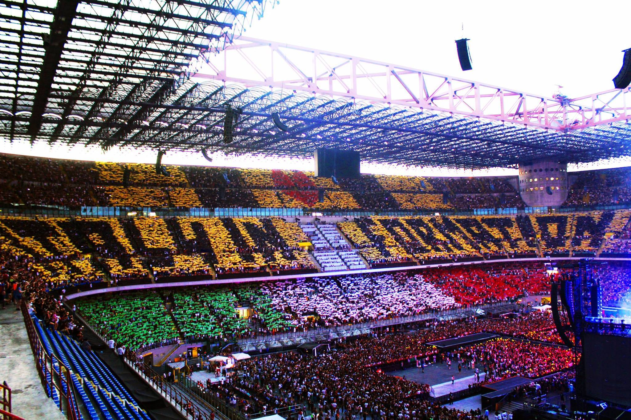 italy in formation