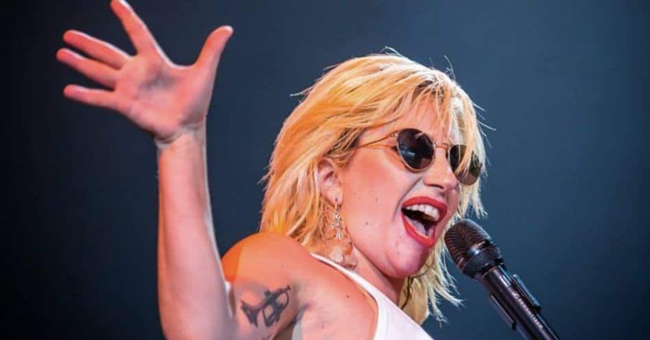 Lady-Gaga-Dnc-Video-Beatles-Music