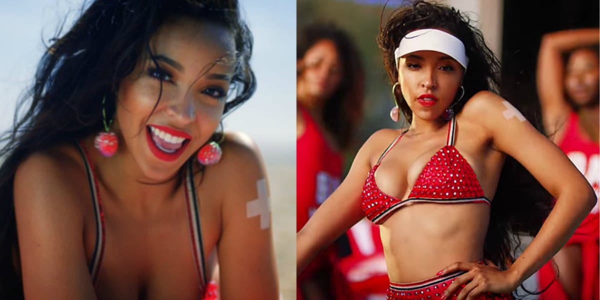 "Photo of Tinashe rivela l'intera coreografia di ""Super Love""! (VIDEO)"