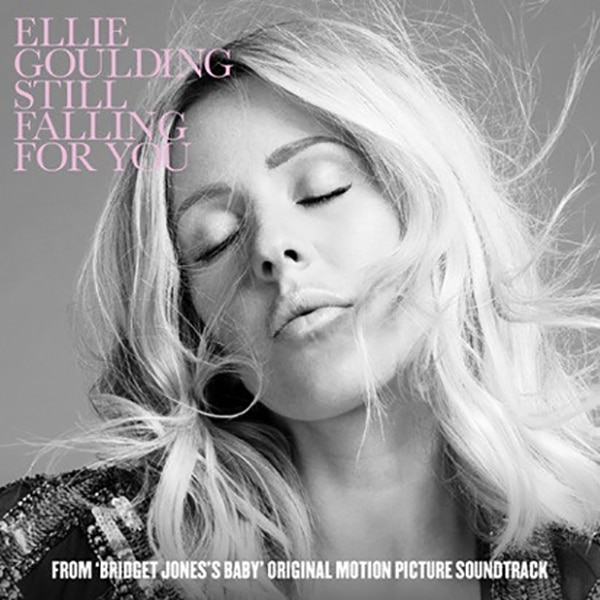 Ellie Goulding is releasing her new single on Friday, which is the single from the Bridget Jones movie