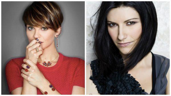 Laura Pausini contro Alessandra Amoroso