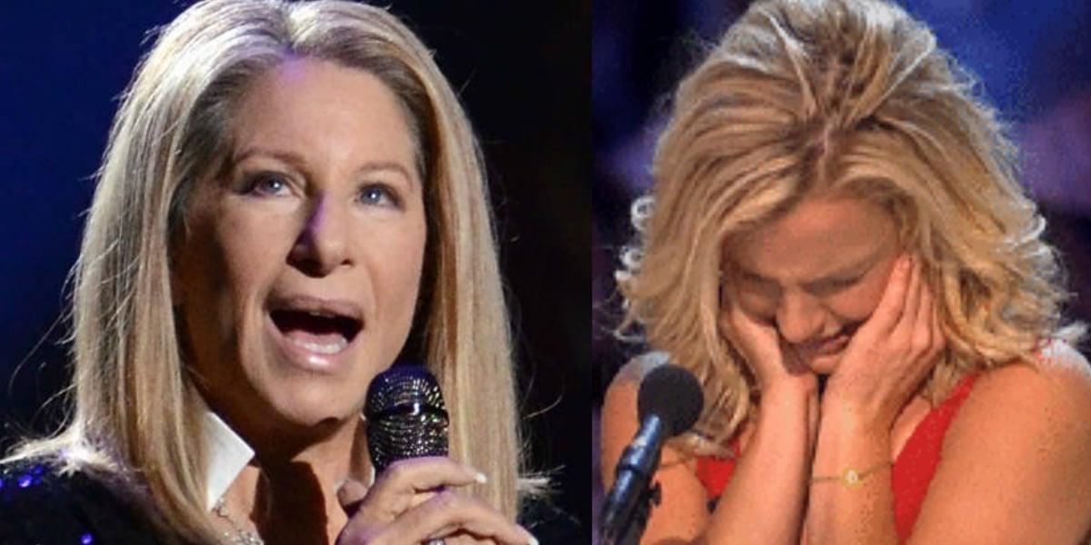 """Photo of Barbra Streisand: previsioni di vendita superiori a quelle di Britney per """"Encore""""!"""