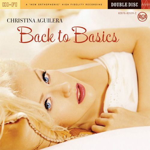 christina aguiiera - back to basics (artcover)
