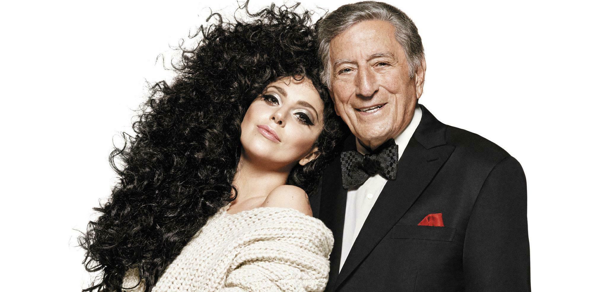 H&M Holiday 2014 - PRESS ART - Lady Gaga & Tony Bennett - HANDOUT
