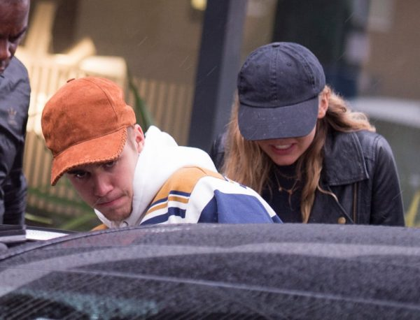 20 Aug 2016 - London - UK *** EXCLUSIVE PICTURES *** Justin Bieber and new squeeze Bronte Blampied leave his private residence after spending the night together. Justin looked like he was having the time of his life as he stuck his head out of the top of his chauffeured car. The pair then went to Banya Russian Bathouse and Spa where they were there for 6 hours! The pair then headed of to his performance at the V festival. BYLINE MUST READ : XPOSUREPHOTOS.COM ***UK CLIENTS - PICTURES CONTAINING CHILDREN PLEASE PIXELATE FACE PRIOR TO PUBLICATION *** **UK CLIENTS MUST CALL PRIOR TO TV OR ONLINE USAGE PLEASE TELEPHONE 442083442007