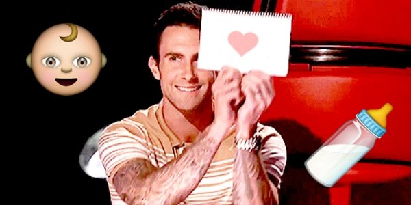 Photo of Adam Levine è diventato papà, e la figlia ha un nome ridicolo?