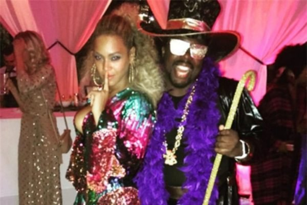 beyoncé birthday party 2016