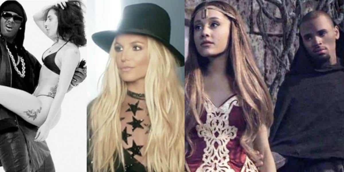 Photo of 15 video girati da famose popstar ma mai pubblicati!