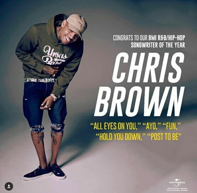 chris brown bmi
