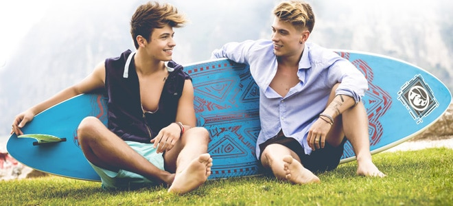 """Photo of Benji & Fede: online il VIDEO del loro singolo """"Amore Wi-Fi"""""""