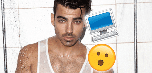 Photo of Joe Jonas posa mezzo nudo per Notion e parla di… porno!