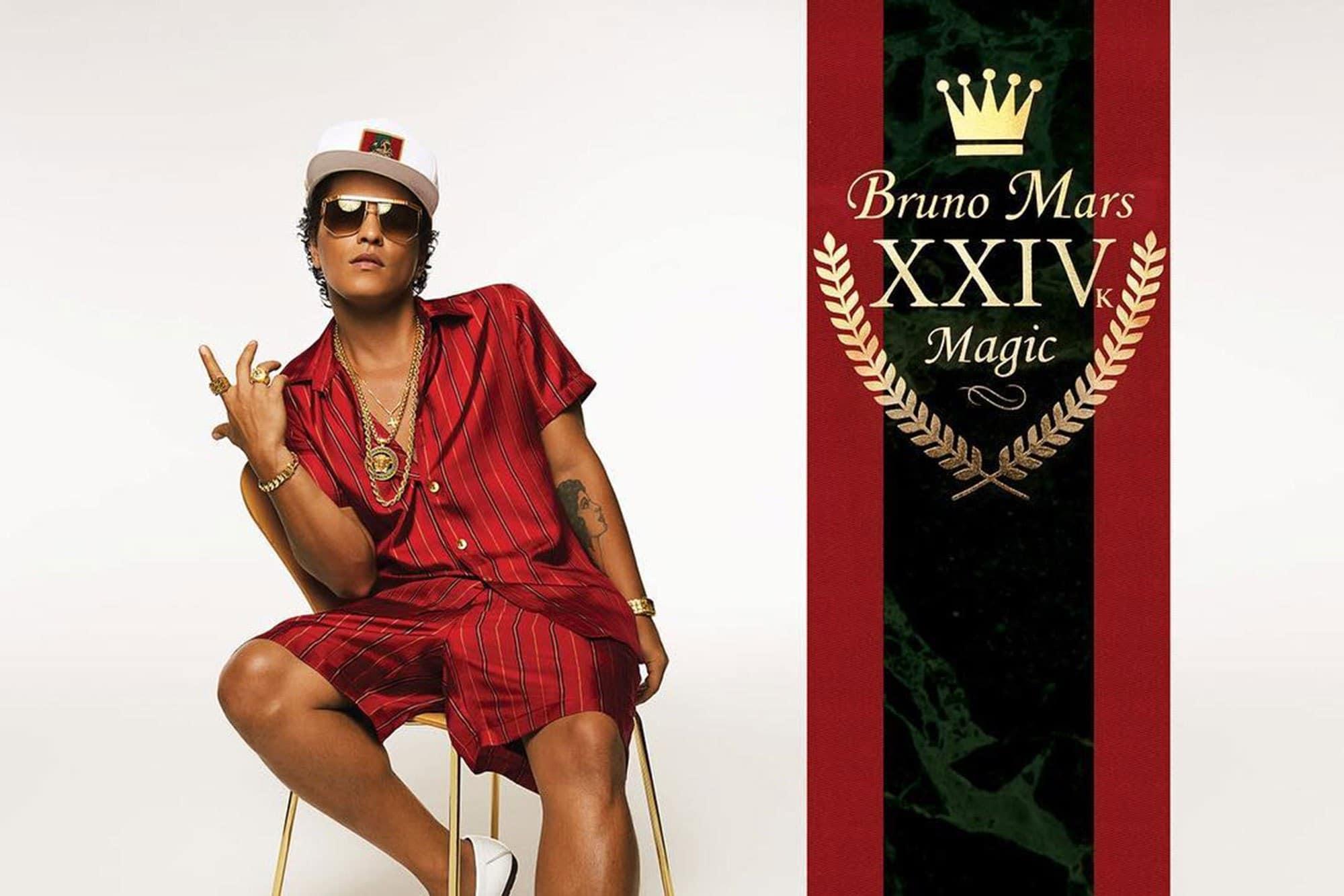 Photo of Bruno Mars – 24K Magic | Recensione CD