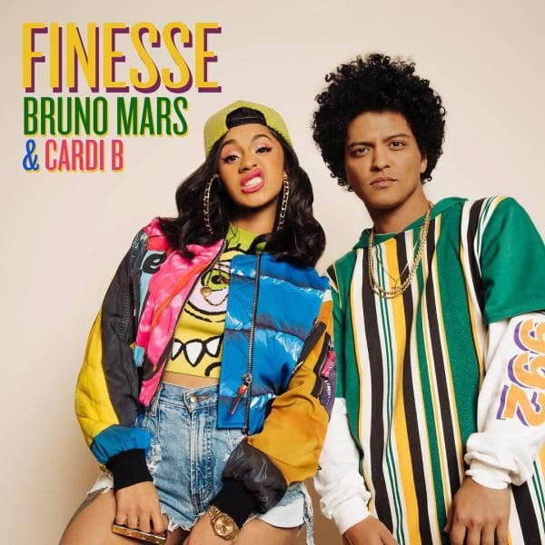 Photo of Bruno Mars feat. Cardi B – Finesse | Video Premiere