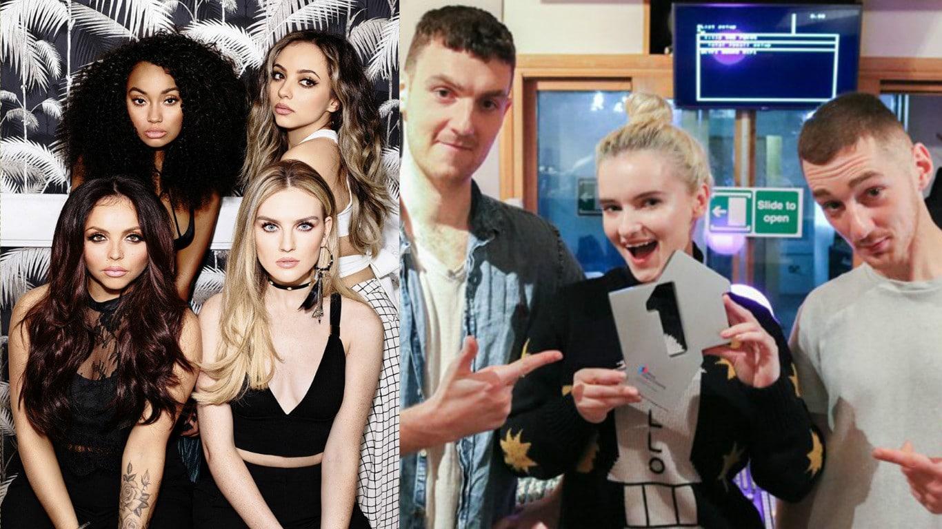 Photo of UK singles chart: nuova n.1, le Little Mix cedono la corona a…
