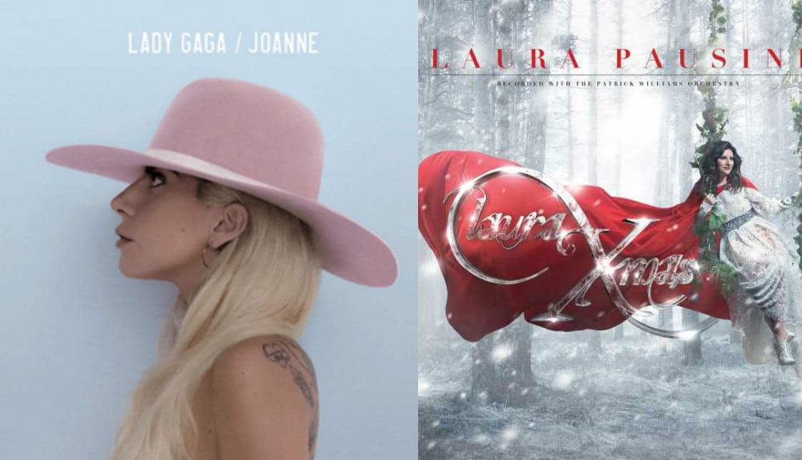 Photo of Classifica FIMI Album: crolla Lady Gaga, debuttano Laura Pausini, Robbie Williams e Alicia Keys
