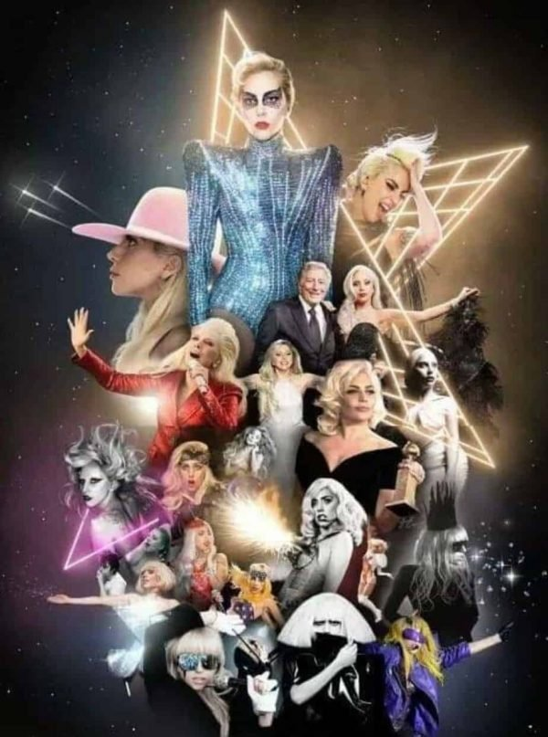 10 anni di Lady Gaga