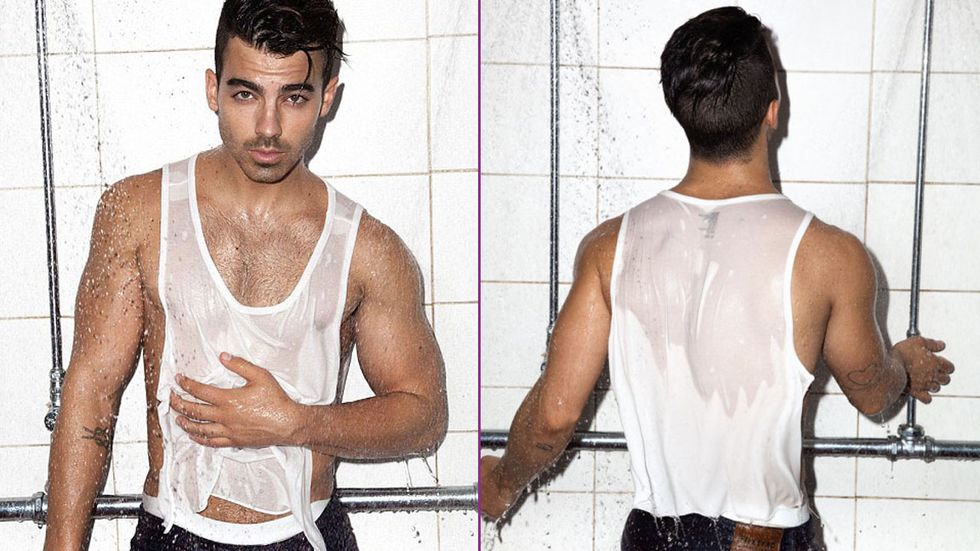 "Photo of Joe Jonas: ""Molti pensano che io sia gay, ma non è un problema"""