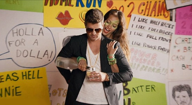 Photo of Robin Thicke feat. Juicy J – One Shot | nuova canzone
