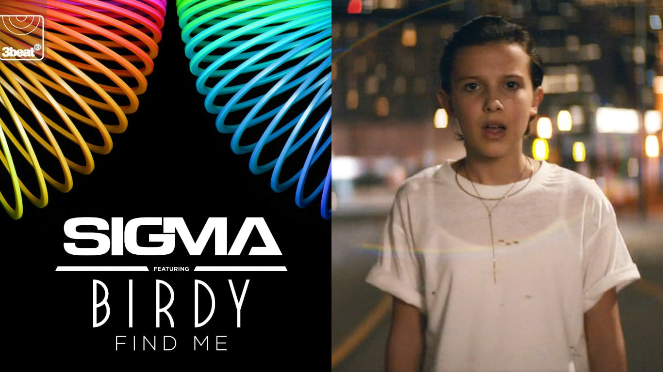 Photo of Sigma feat. Birdy – Find Me | nuova canzone (AUDIO + VIDEO)