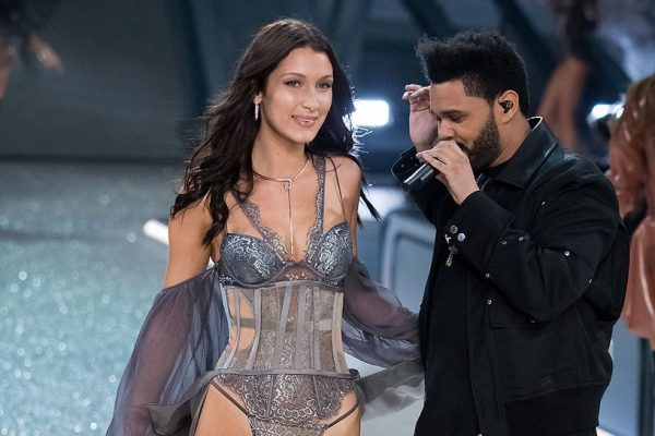 Bella-Hadid-And-The-The-Weeknd-2016-Victorias-Secret-Fashion-Show-In-Paris-1