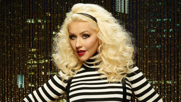THE VOICE -- Season: 8 -- Pictured: Christina Aguilera -- (Photo by: Brian Bowen Smith/NBC)