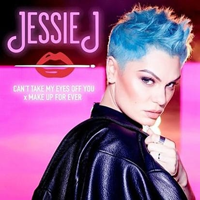 Jessie J Can't Take My Eyes Off You
