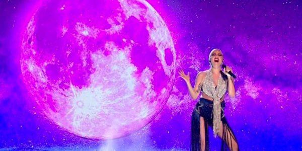Lady Gaga X Factor Uk 2016 Million Reasons