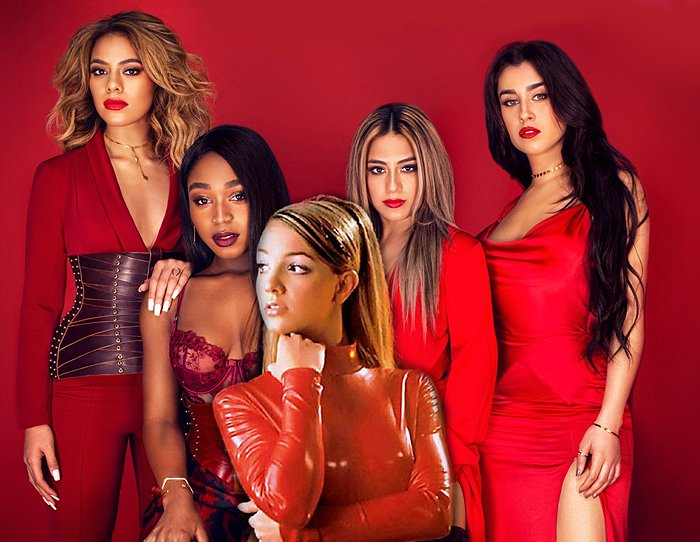 Photo of Fifth Harmony: fuori Camila, dentro…Britney Spears! #BeTheFifthChallenge