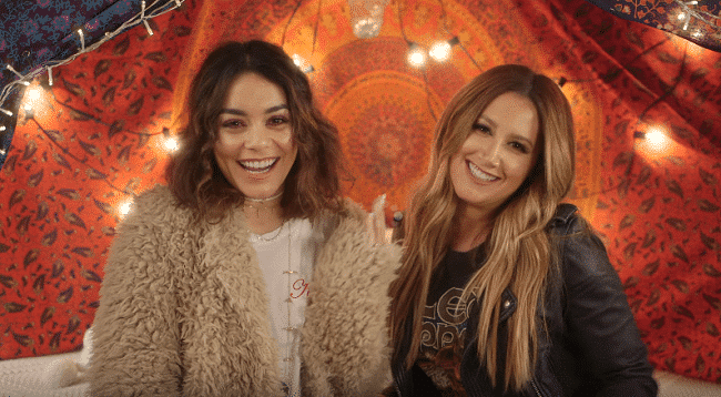 Photo of Ashley Tisdale e Vanessa Hudgens cantano Ex's & Oh's (AUDIO e VIDEO)